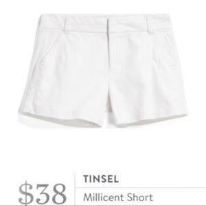 Stitch Fix Tinsel 30 Millicent Shorts 3.5 Inseam
